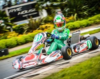 owner driver go kart