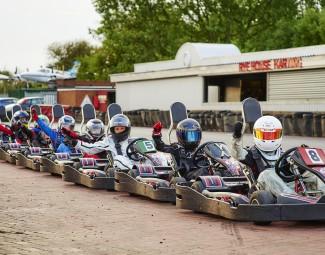children karting parties