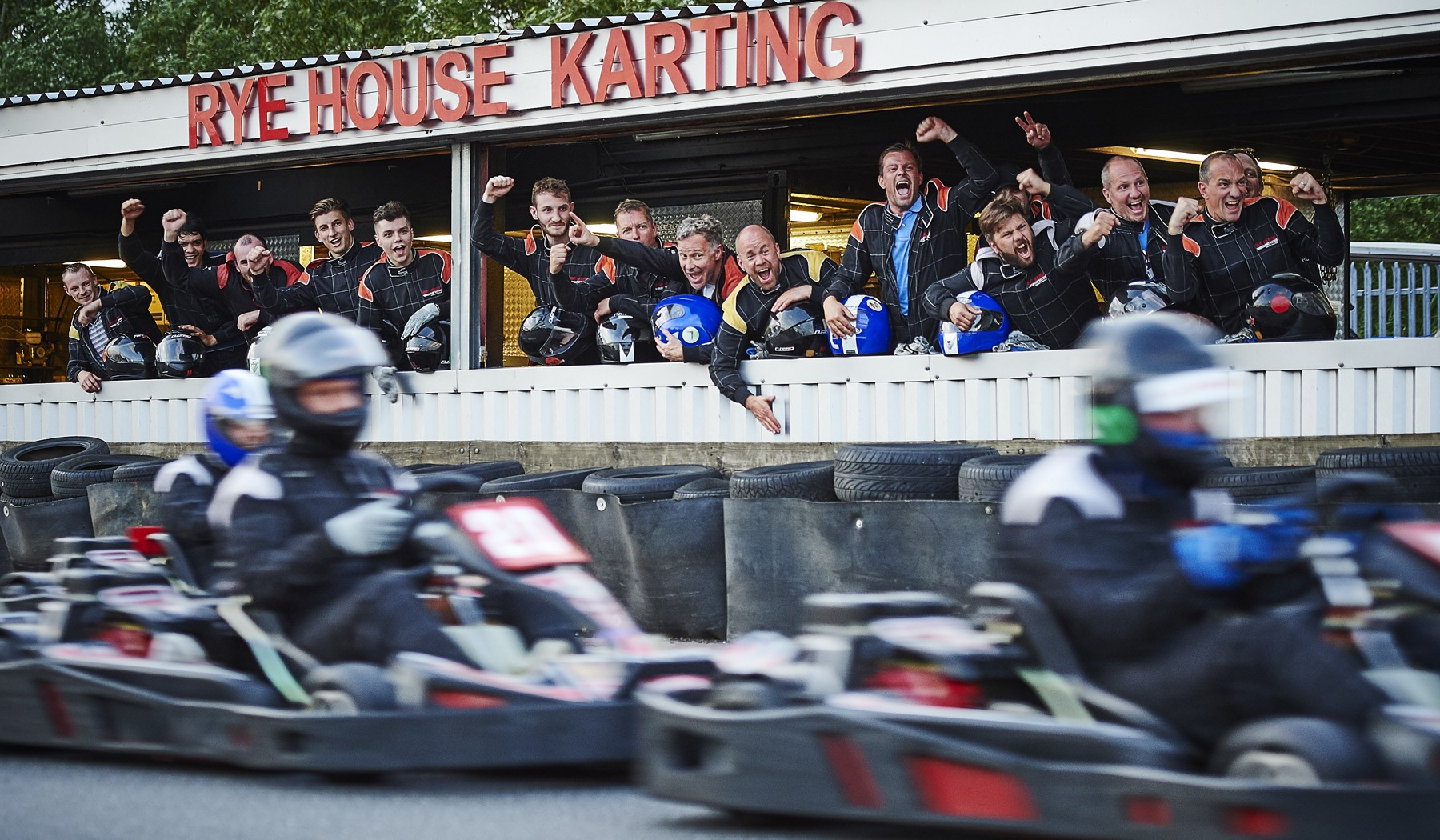 Go Kart Party Adults Kids Amp Corporate