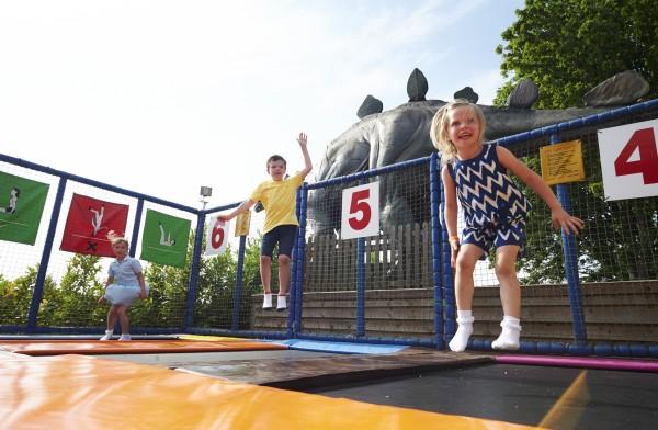 kids trampolines park