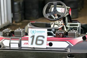 Rye House Saffron Walden - Our karting beasts