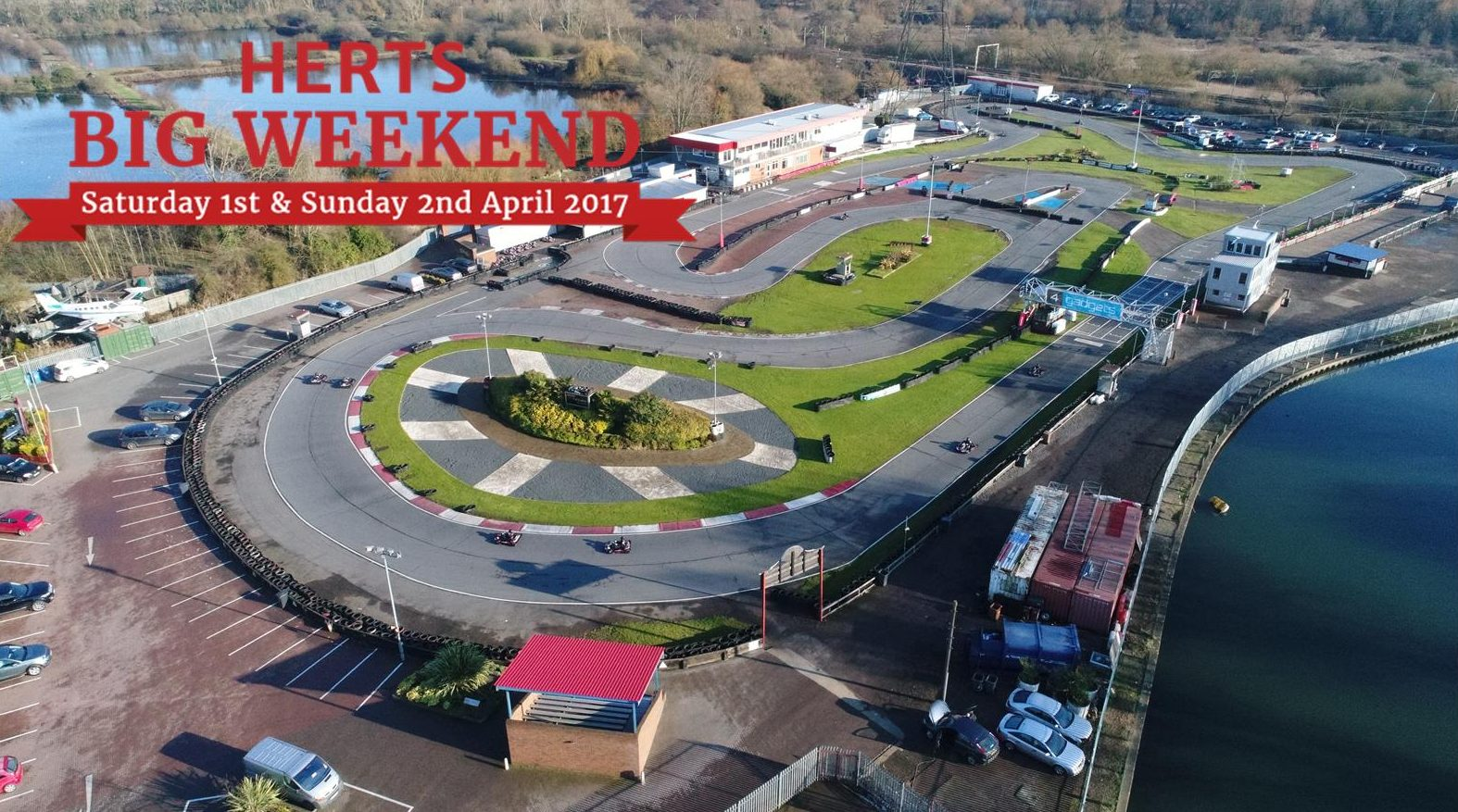 The big weekend competition rye house for Famous house tracks