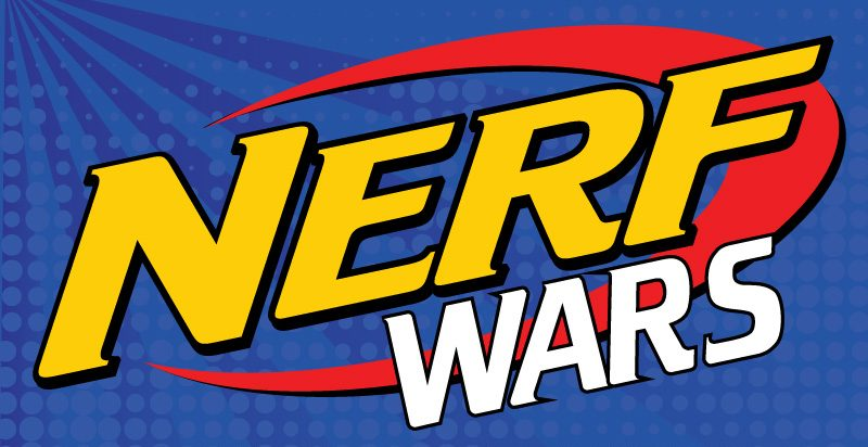 Nerf Wars Is Coming To Rye Assic And Laser Combat Rye