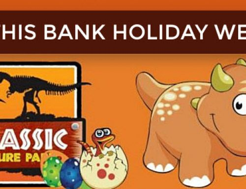 Rye-Assic Adventure Park Open This Bank Holiday Weekend