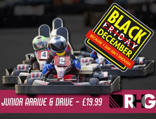 Black December – Junior Arrive and Drive offer
