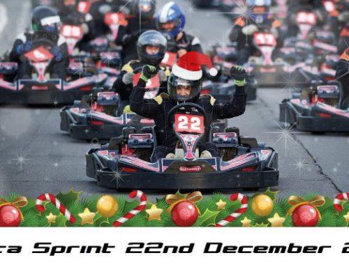 The Santa Sprint