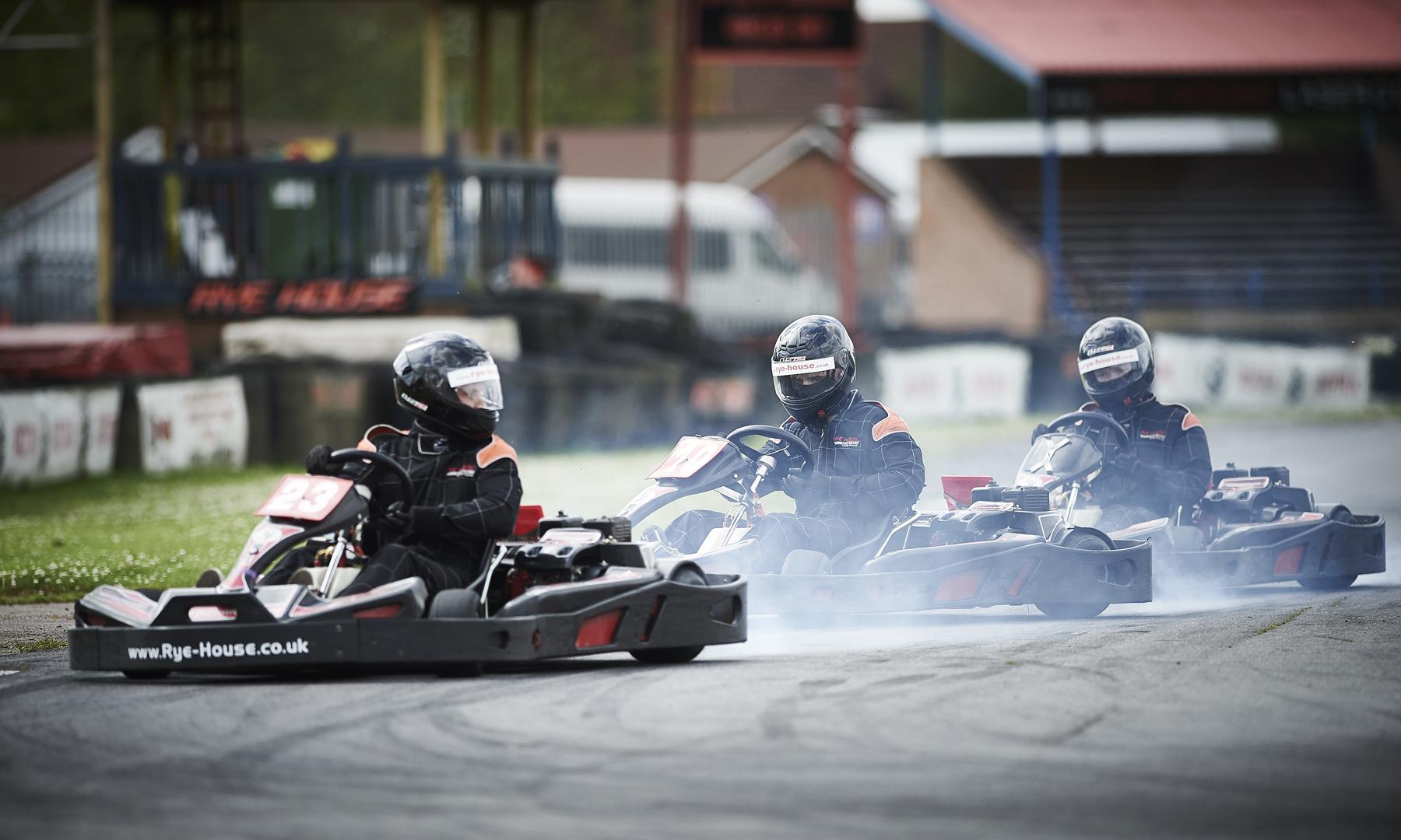 go karting championships