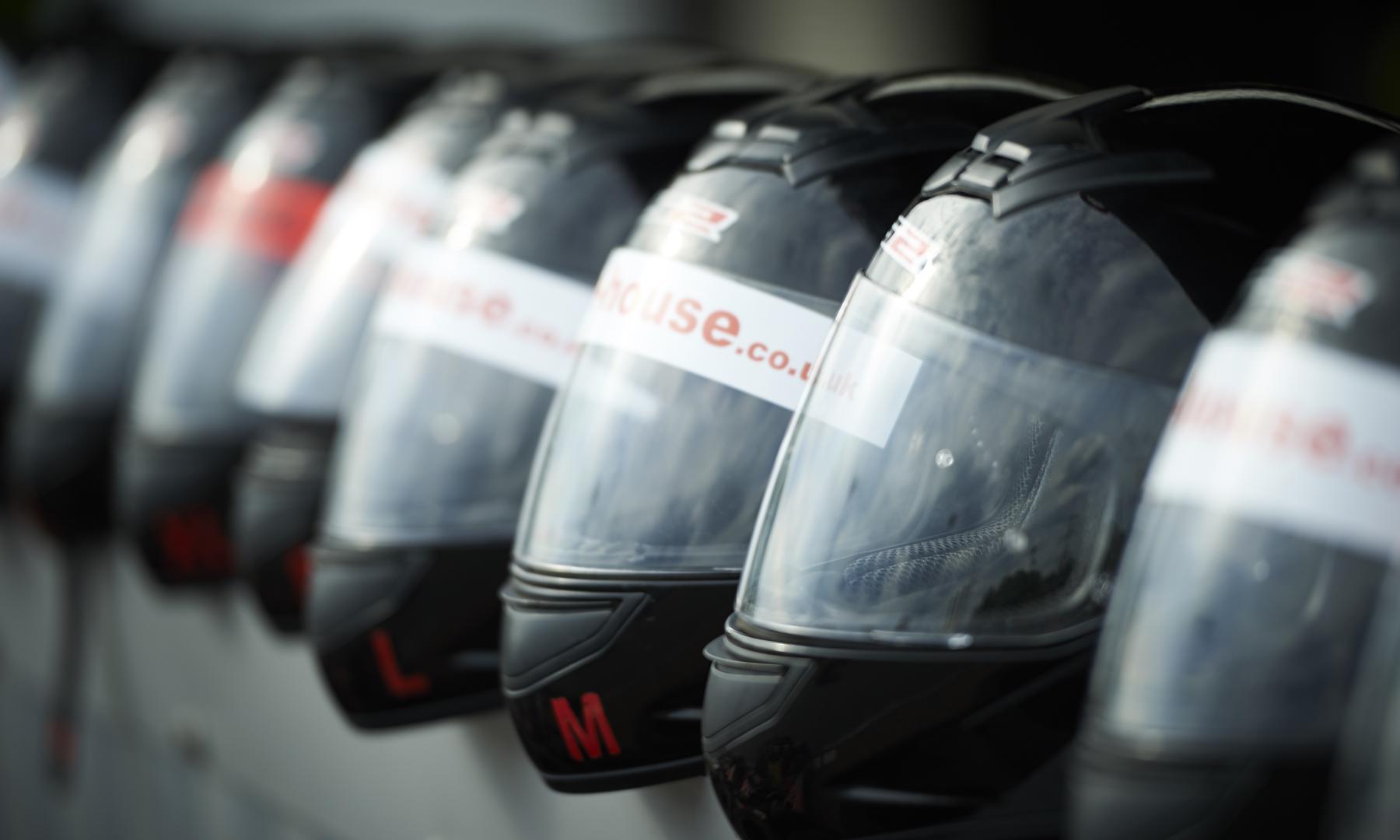 rye house racing helmet