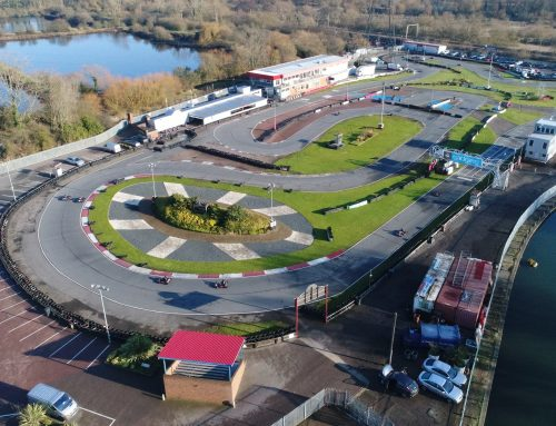 Experience the adrenaline at Rye House