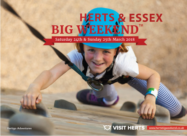 Herts and Essex Big Weekend