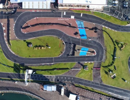 Rye House Kart Raceway Opens for Public Leisure Karting on Monday 6th July