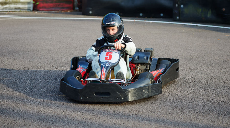 Rye House Karting | 3 To 15 Year Old | Kids Go Karting