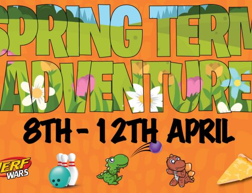 Spring Half Term Adventure at Rye-Assic