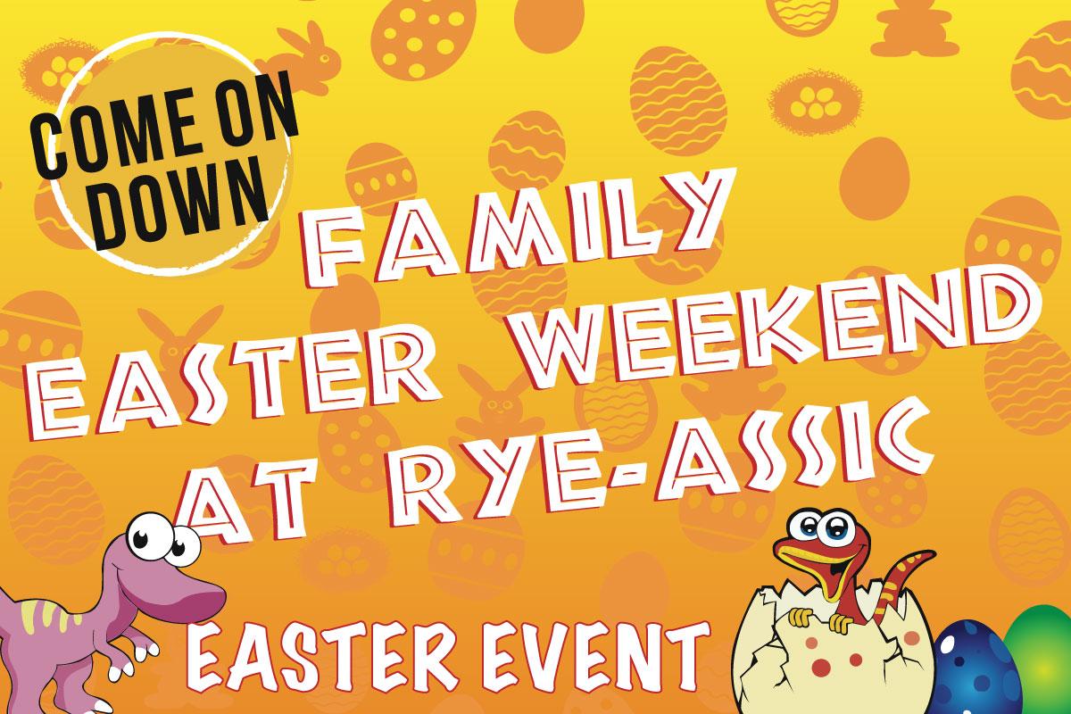 Easter Eggstravaganza 2019