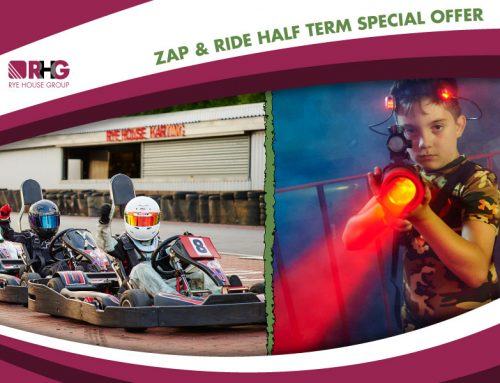 Zap & Ride April 2019 Half Term