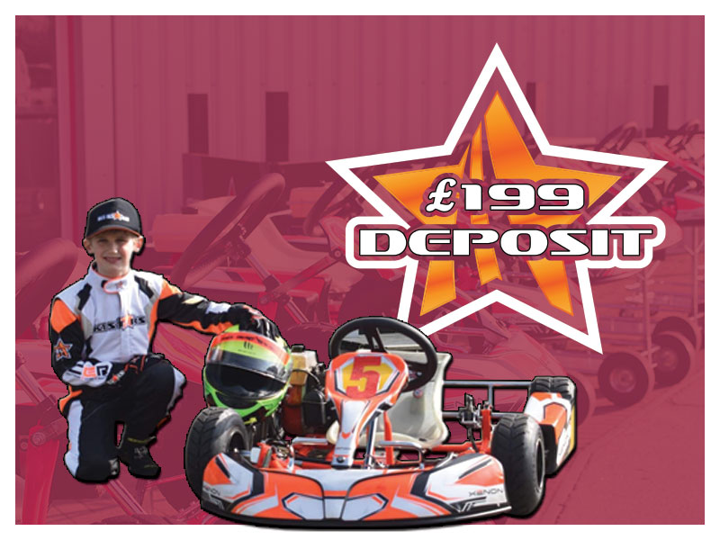 K1 Stars – Rye House now offer the ULTIMATE karting experience for children