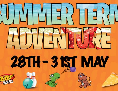 Summer Half Term Adventure at Rye-Assic