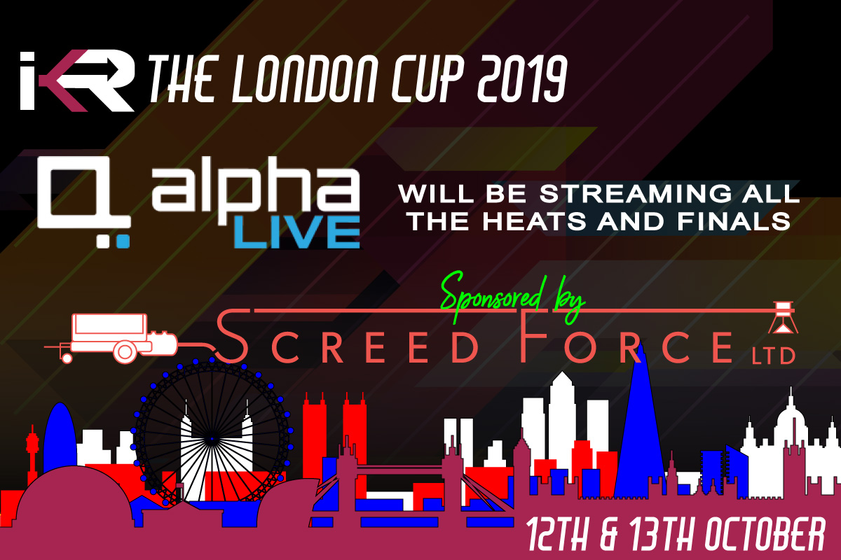 IKR London Cup – Alphalive