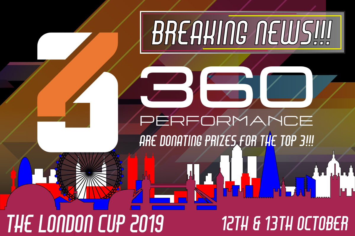 IKR London Cup – 360 Performance