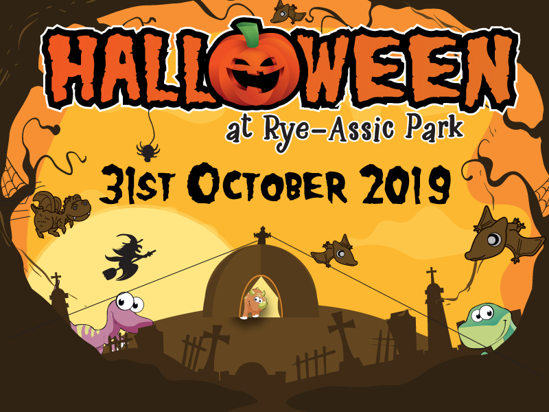 Halloween Spooktacular at Rye-Assic