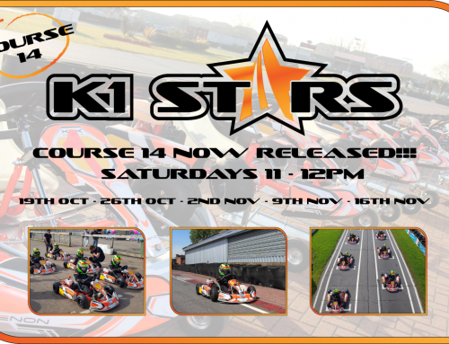K1 Stars – Course 14 now released