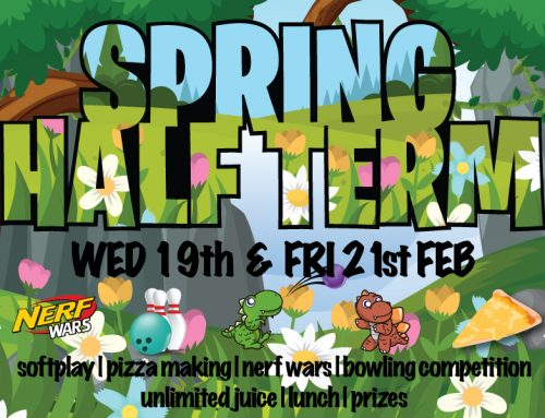Spring Half Term 2020 at Rye-Assic