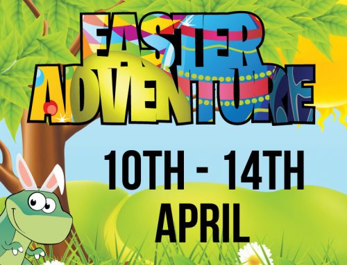 Easter Adventure 2020 at Rye-Assic