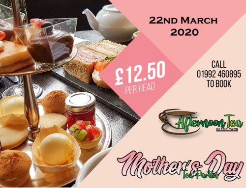 Mothers Day 2020 at Rye-Assic