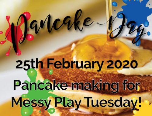 Pancake Day 2020 at Rye-Assic