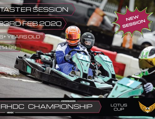 NEW 2020 Adult Championship – Lotus Cup Taster