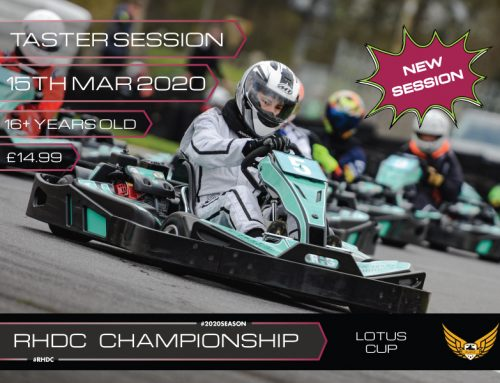 New Lotus Cup taster session – 15th March