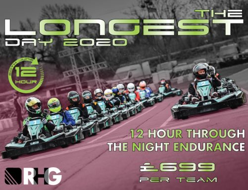 The Longest Day – 12 Hour Team Endurance – 20th June