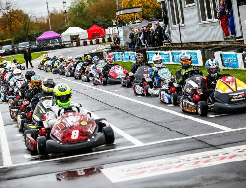 Rye House are excited to announce the re-opening of the race circuit