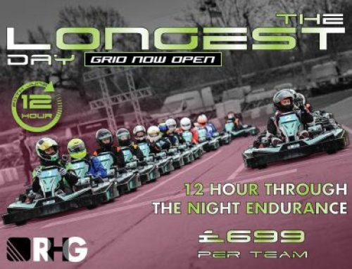 The Longest Day – 12 Hour Team Endurance – 26th June
